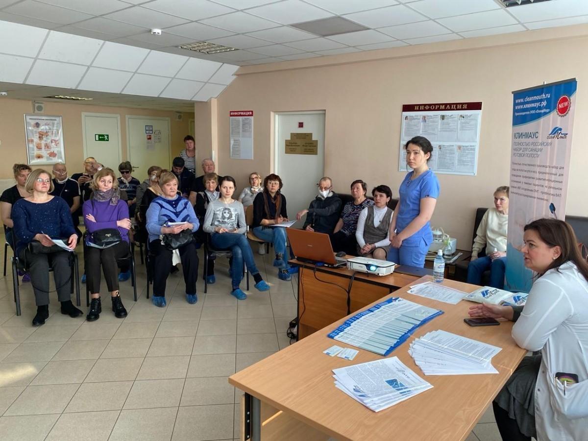 Неделя онкологии на Пироговке