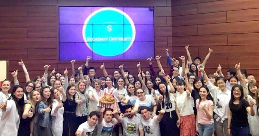 Международный день дружбы в Сеченовском Университете объединил студентов Китая, Армении и России