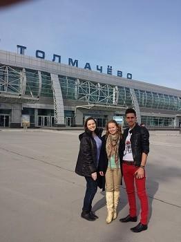 29-30 марта в г. Новосибирске состоялся Первый Всероссийский Медицинский турнир