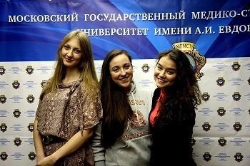 Студенты «Первого Меда» приняли участие в работе форума «Информационные технологии в студенческой среде - текущие реалии студенческих СМИ»