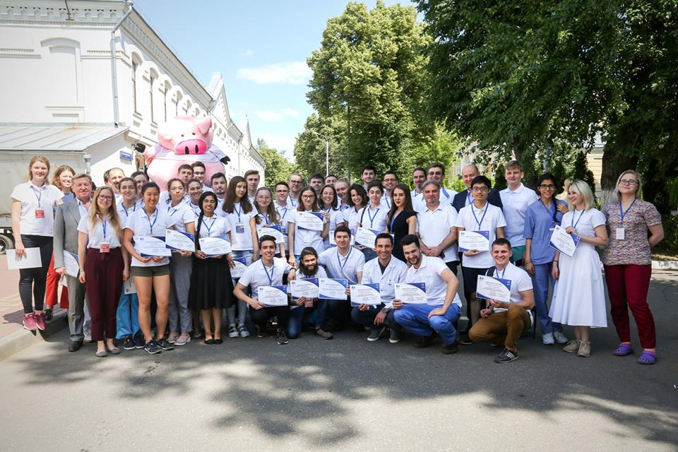 UK-Russia Summer School in Innovative Surgery was successfully finished at Sechenov University