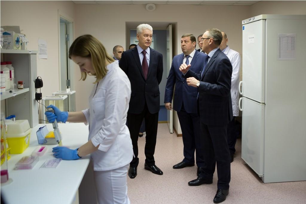 Сеченовский университет получит грант от мэра Москвы