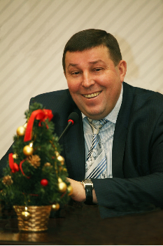 Поздравление ректора с Новым Годом