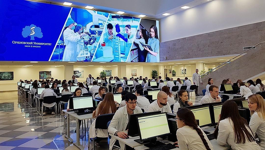 Сеченовский университет – первый в рейтинге медицинских вузов «Национальное признание»-2019