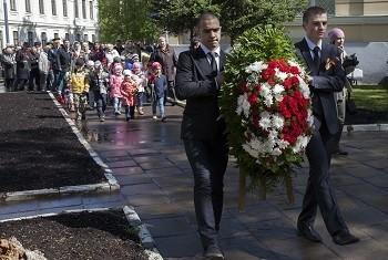 Ветеранов войны с 9 мая поздравили все поколения «сеченовцев»