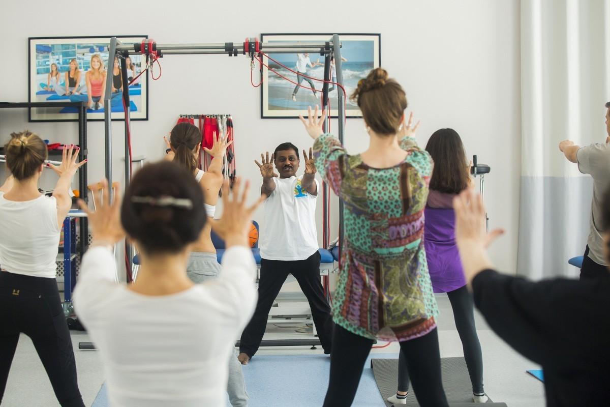 «Школа терапевтической Йоги» будет создана в Сеченовском университете