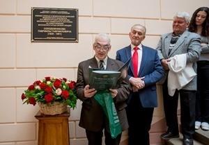 Мемориальную доску имени Гавриила Солодовникова установили в Первом Меде
