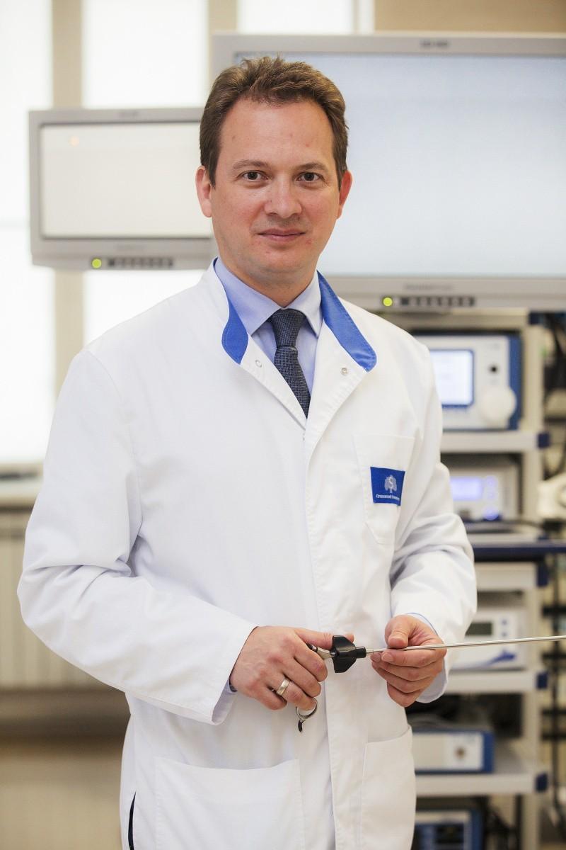 Евгений Шпоть рассказал, как спасти жизнь пациенту с раком единственной почки