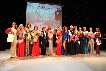 Драгоценности: финал конкурса красоты Мисс Первый МГМУ-2013
