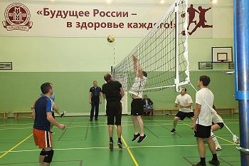 «Кубок ректора» по волейболу выявит лучших