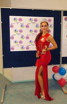 Мисс Медлайн» России учится в Первом МГМУ им. И.М. Сеченова