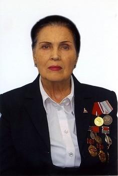 Славный юбилей: 80 лет профессору И.А. Вальцевой