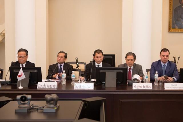 Рабочая встреча участников Российско-японского центра визуализации сердца