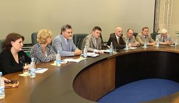 В Первом Меде состоялся Диалог Россия - ЕС по здравоохранению