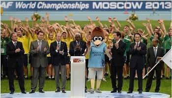 Благодарность IAAF — волонтерам Первого Меда