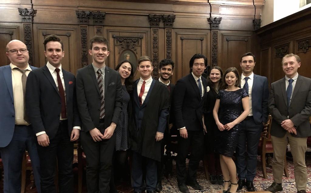 В Кембридже обсудили первые этапы работы Российско-Британской Ассоциации молодых медиков
