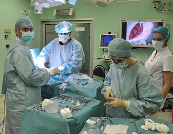 Впервые – в Первом Меде. Школа мастерства «Детская хирургия»