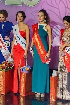 Студентка Первого Меда завоевала титул  Мисс Вдохновение 2015