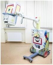 Веселый робот поможет в лечении маленьких пациентов УДКБ