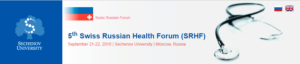 The 5th Swiss-Russian Health Forum has been opened at Sechenov University