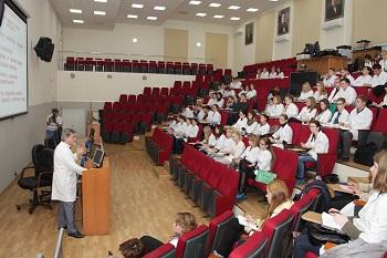 Новый формат обучения на педиатрическом факультете
