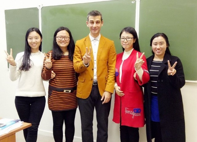 Students from Harbin Medical University (China) conclude a successful program at  Sechenov University (Moscow, Russia)