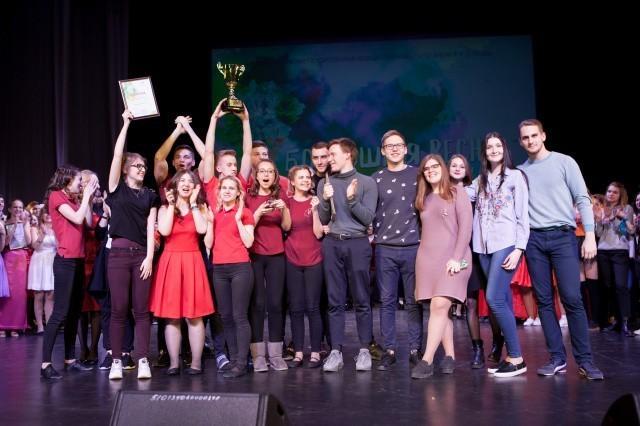 Большая Весна на Пироговской – студенческий конкурс талантов