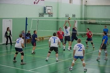 Стартовал Кубок ректора по волейболу сезона-2014!