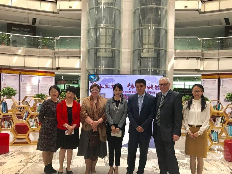 Cooperation with Chinese universities to be continued