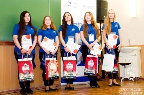 "WorldSkills: ""Young professionals at Sechenov University"""