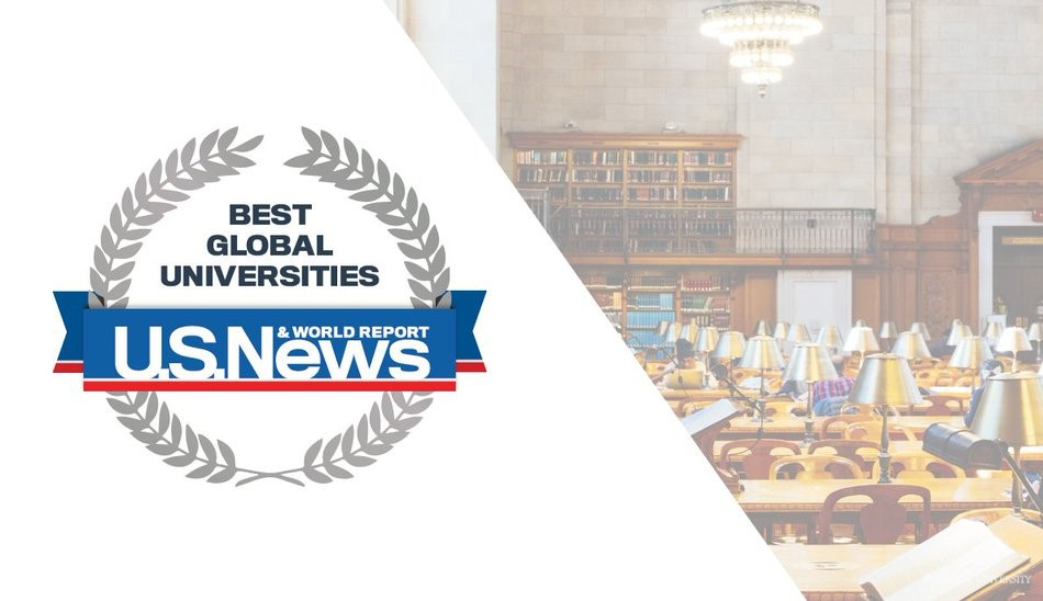 Sechenov among Best Global Universities by U.S. News & World Report