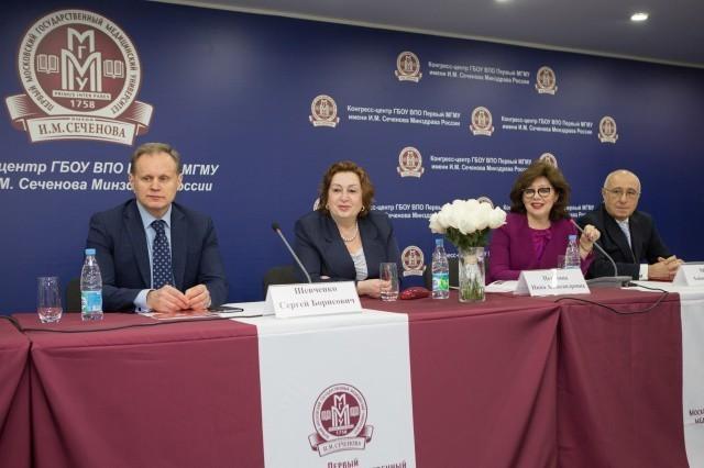 Эндокринологи России и СНГ встретились в Сеченовском университете