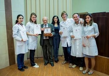 Победителем олимпиады «Золотой стетоскоп» стала кафедра факультетской терапии № 1