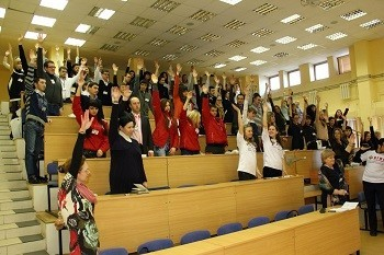 Суммируя полученный опыт: всероссийская конференция студенческой и научной молодежи