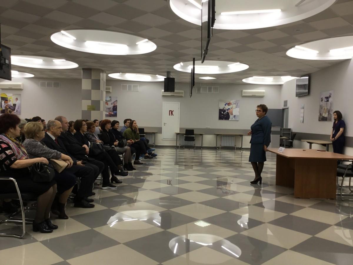 Методический центр аккредитации принял участие в работе УМК