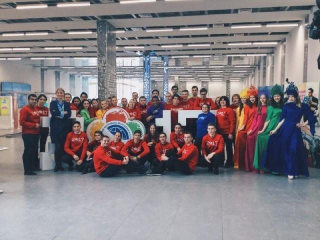 Университет подготовит волонтеров для XIX Всемирного фестиваля молодежи и студентов
