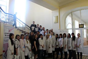 Конференция «Молодые ученые - здравоохранению».