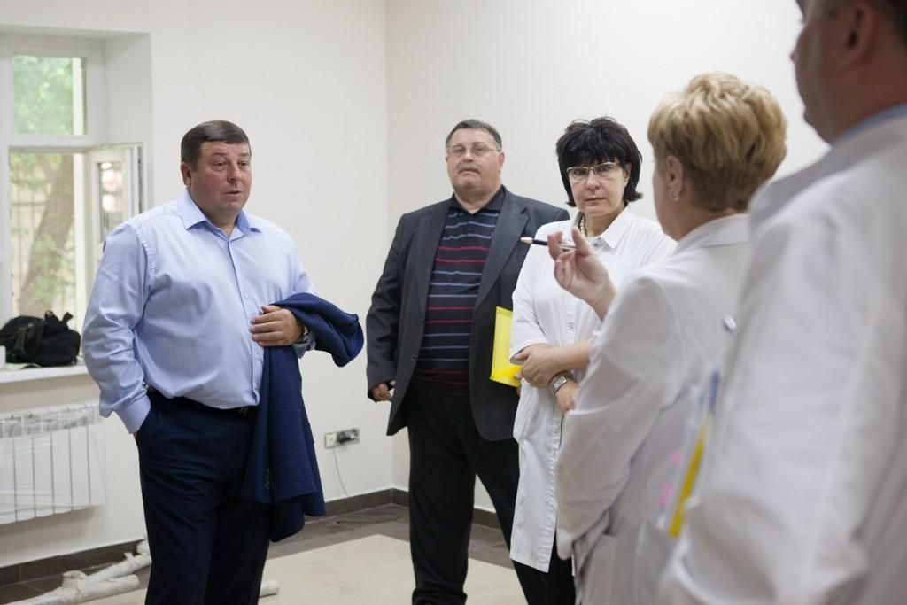 ЛДО Центра кардиоангиологии готовится к приему пациентов