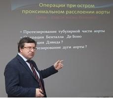 Юрий Белов: по агрессивности подходов к хирургии мы среди мировых лидеров