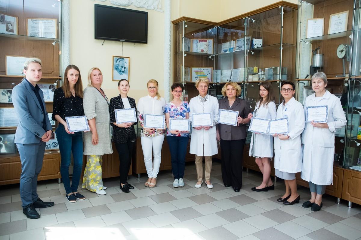 Институт Фармации продолжает сотрудничество с лучшими медицинскими Университетами мира