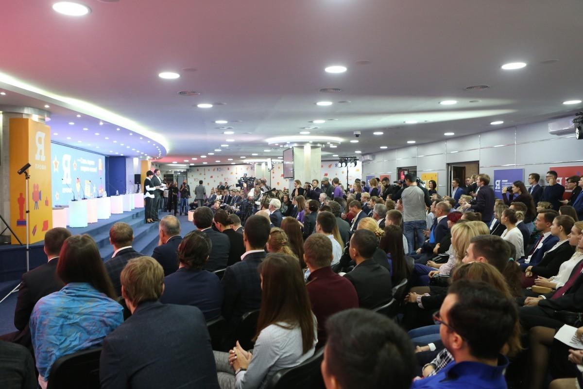 В Сеченовском университете состоялось открытие олимпиады «Я — профессионал»