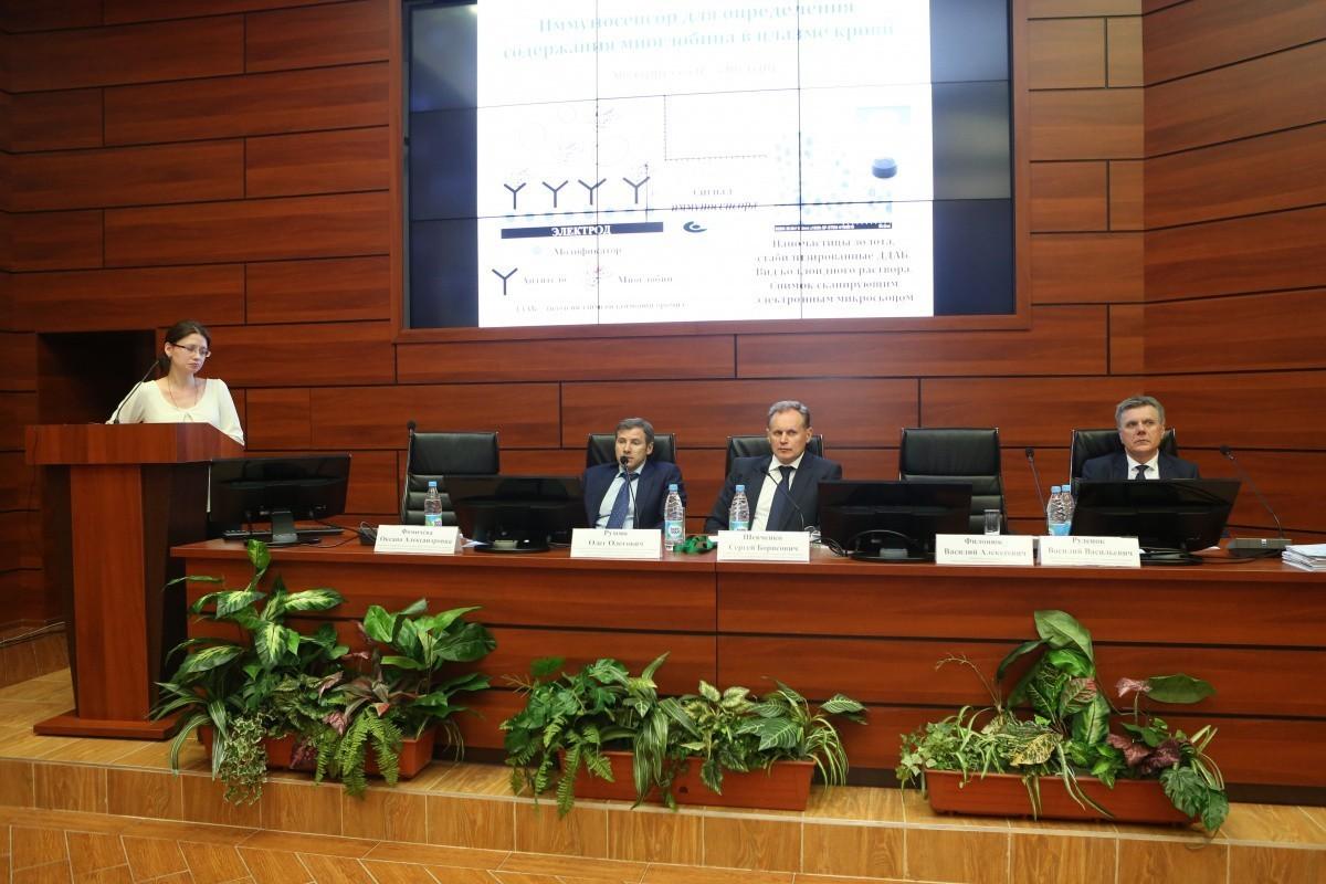 Ученые России и Беларуси встретились в Сеченовском Университете