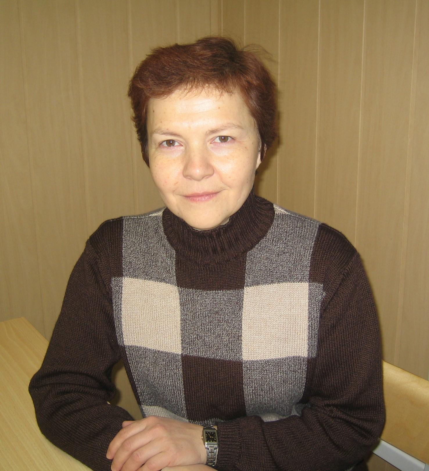 Зиновьева Ольга Евгеньевна