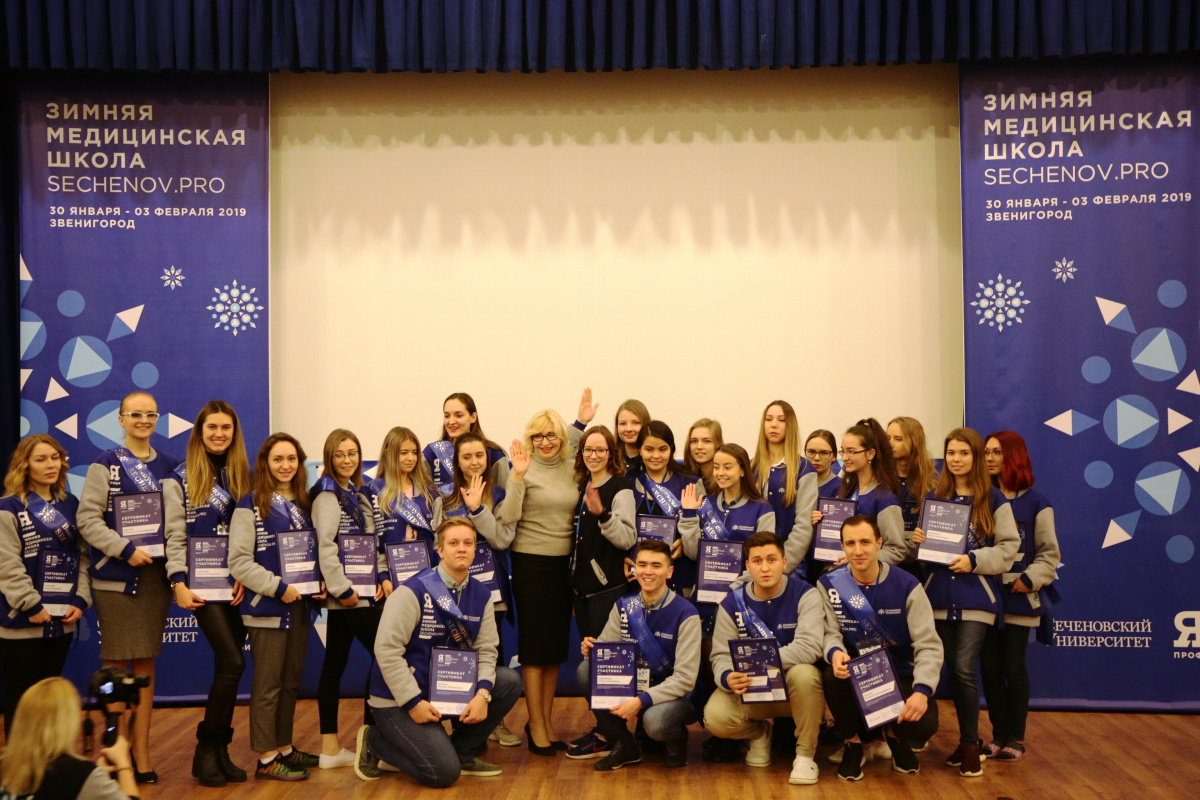 Лучшие студенты медвузов России приступили к финальному этапу олимпиады «Я — профессионал»