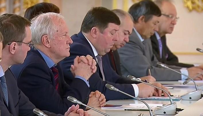 Ректор Сеченовского университета принял участие в заседании Совета при Президенте по науке и образованию