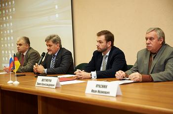 Новое поколение российских и немецких фармацевтов -  в Первом меде