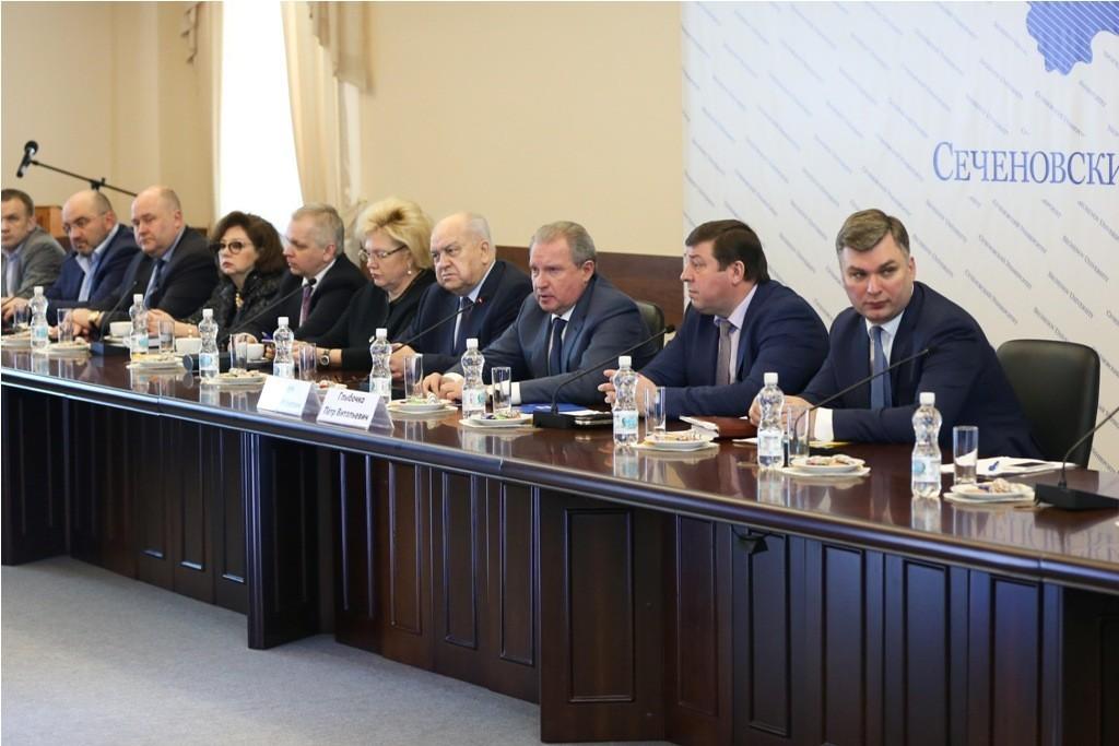 Для блага и пользы здравоохранения: сотрудничество университетских клиник и ГКБ Москвы