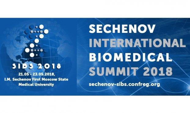 Sechenov International Biomedical Summit-2018 (SIBS-2018) welcomes all participants!
