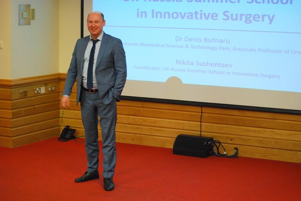 Программа Российско-Британской Конференции молодых медиков согласована с ключевыми партнерами из Великобритании