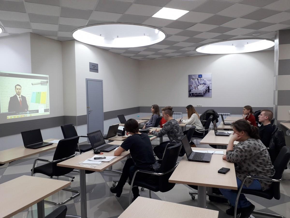 Студенты воспитывают лидерские качества в лаборатории мастерства